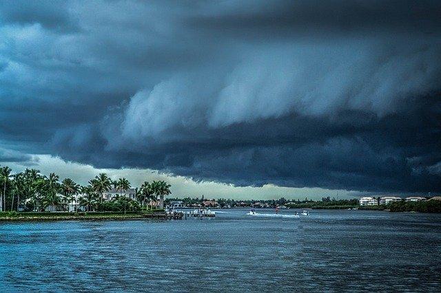 Residential generator for hurricane preparedness