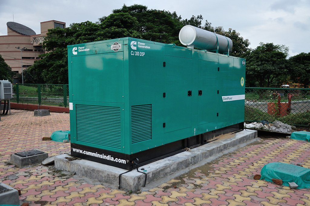 Generator maintenance agreements for commercial generator