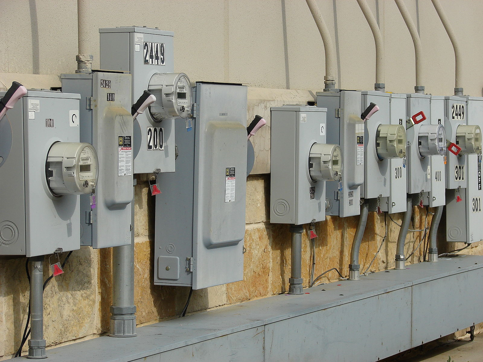 Flooded Electrical systems need to be inspected and replaced.