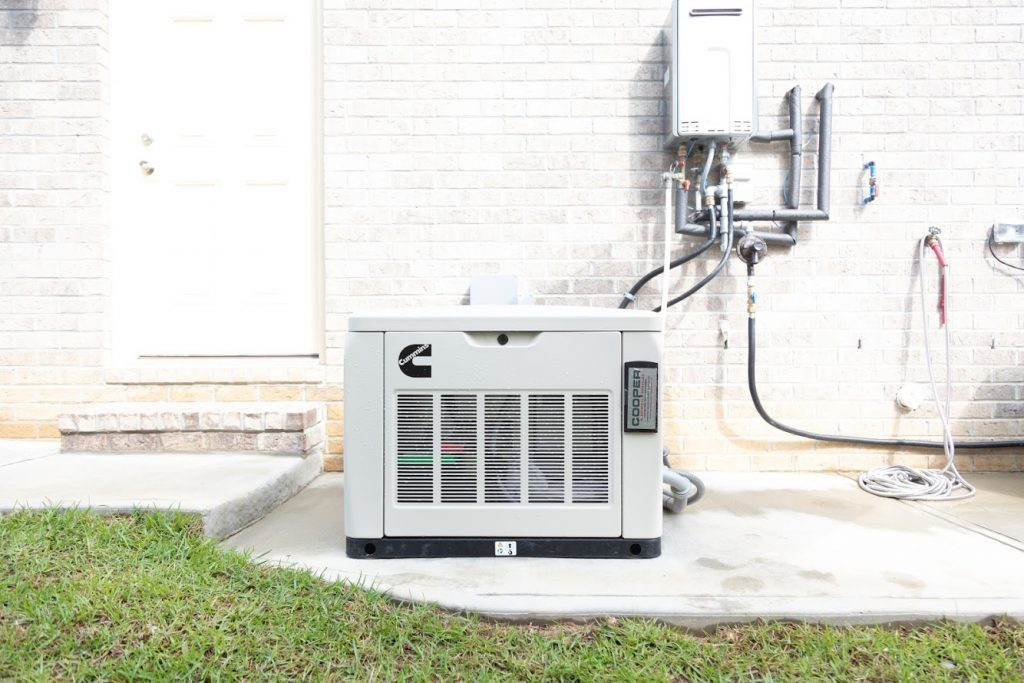 Generator installation and flooding in Myrtle Beach