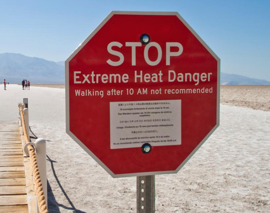 extreme heat myrtle beach