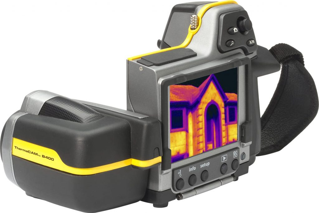 Thermal imaging in generator inspection and maintenance