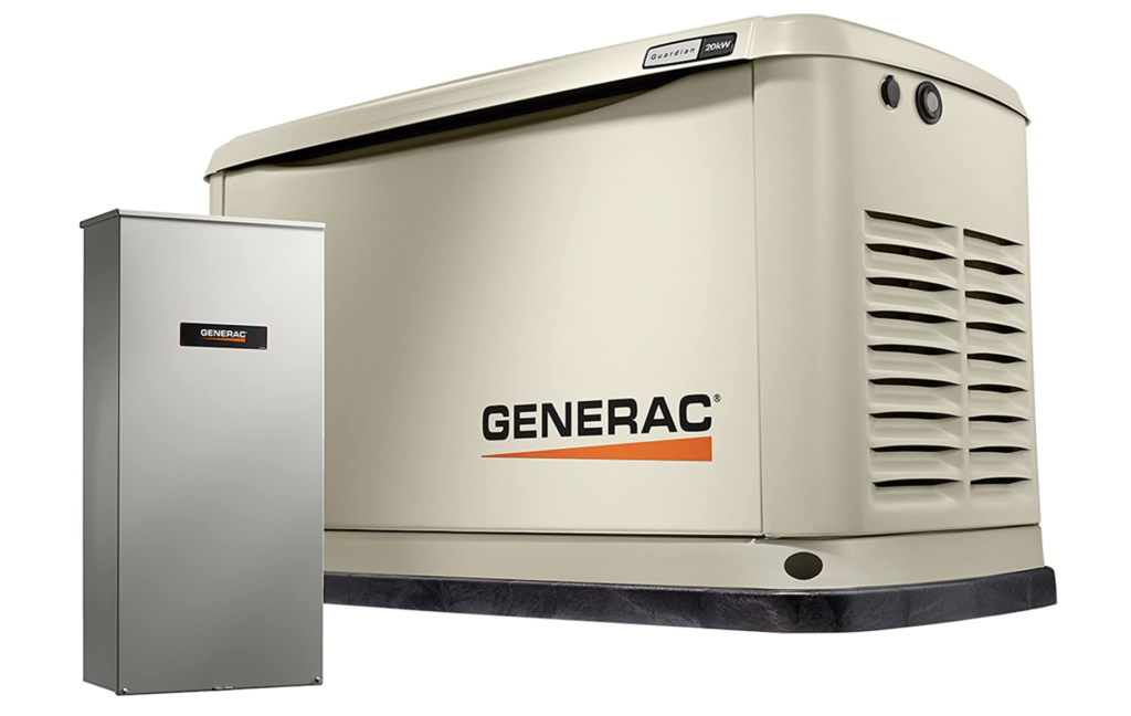Generac Generators in Myrtle Beach