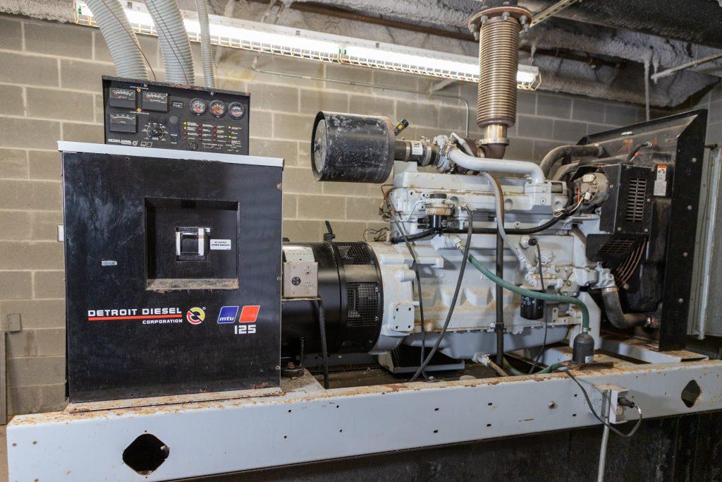 Commercial Generator alternator replacement
